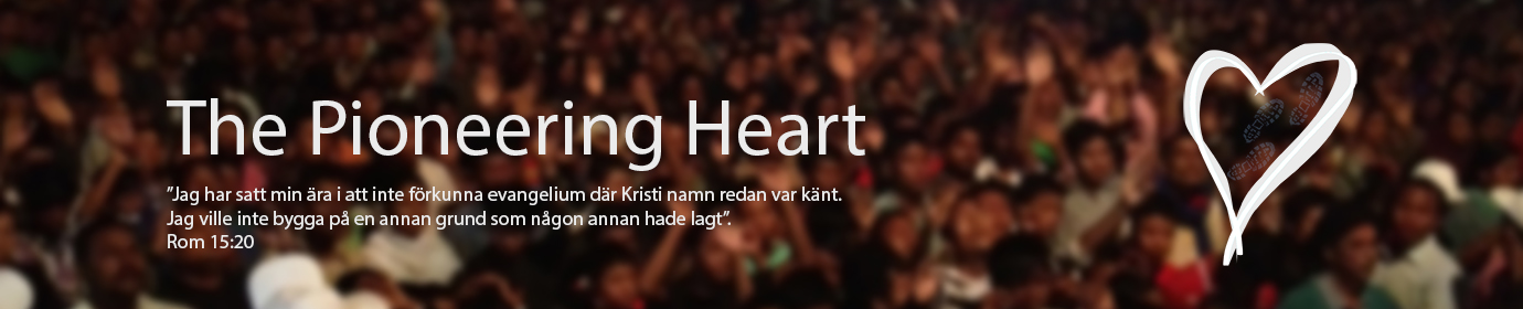 The Pioneering Heart